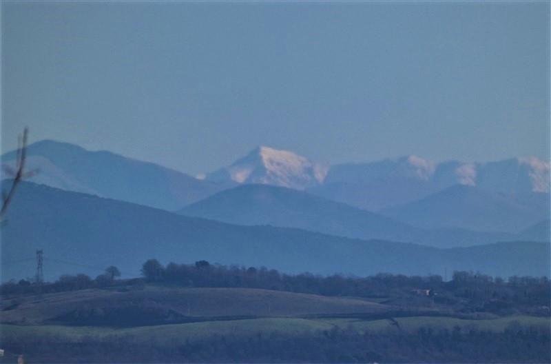 Monte Gorzano visto da Gradoli