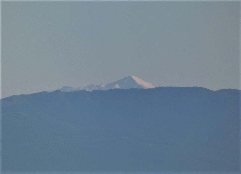 Monte Velino visto da Montefiascone