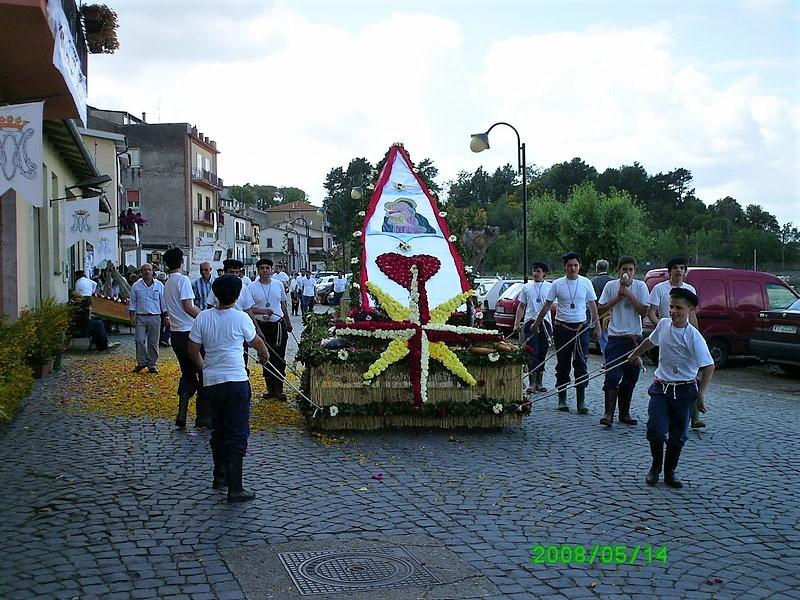 Festa Madonna del Monte di Marta