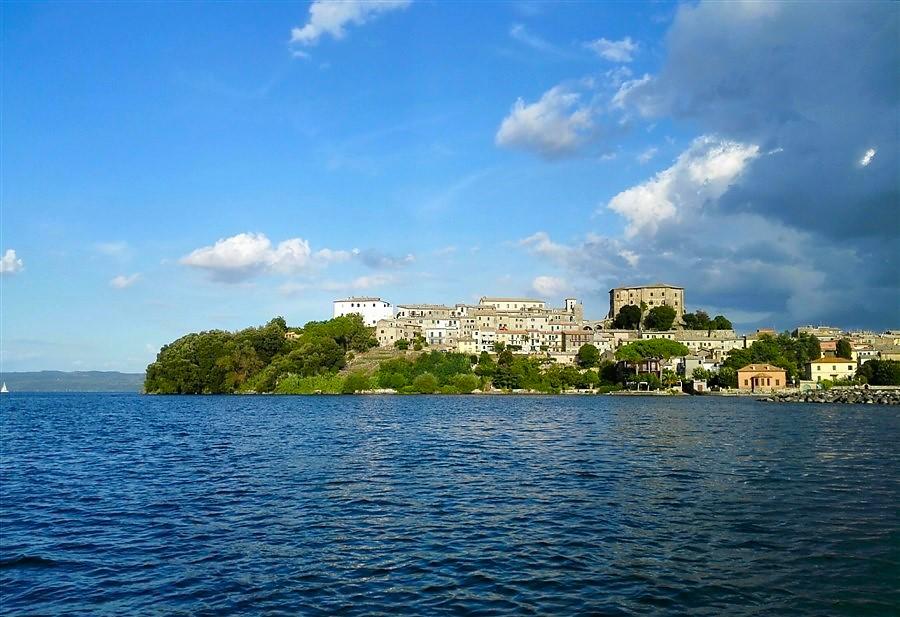 Capodimonte sul lago di Bolsena