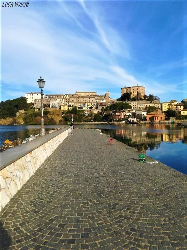 Porto di Capodimonte, lago di Bolsena