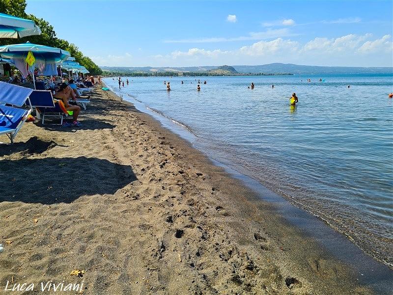 Lungolago di Capodimonte (VT), lago di Bolsena