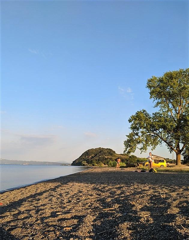 Spiaggia di Cavaiano