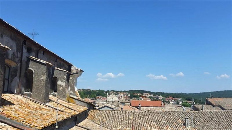 La chiesa del Convento, San Lorenzo Nuovo