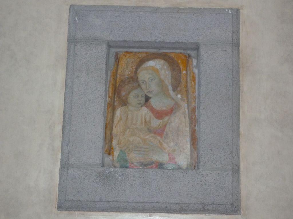 Chiesa Madonna del Castagno di Marta (VT)