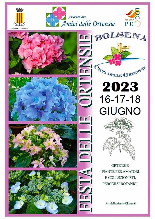 Festa delle ortensie di Bolsena