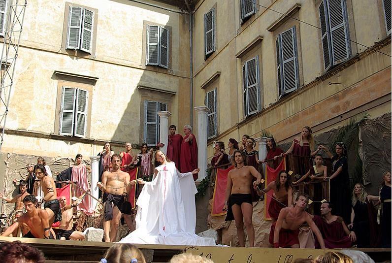 La festa di Santa Cristina a Bolsena