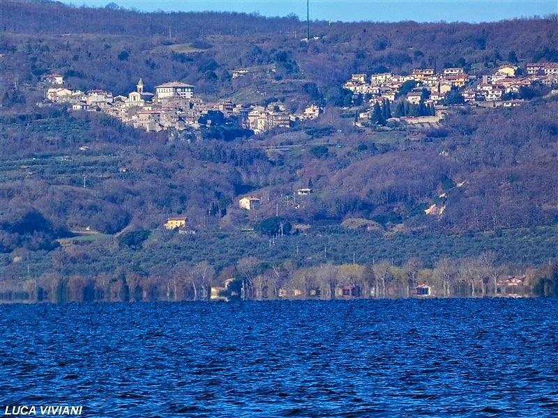 Gradoli e il lago di Bolsena