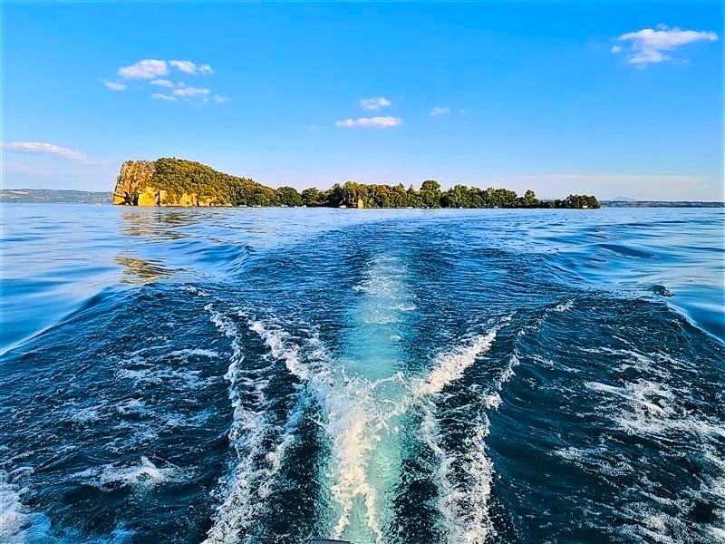 Isola Bisentina, Capodimonte (lago di Bolsena)