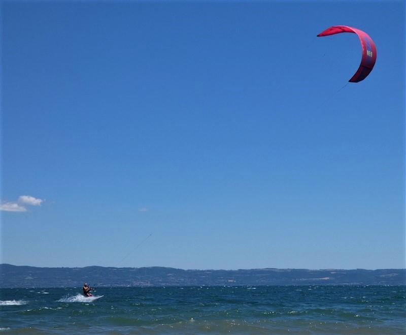 Kitesurf Bolsena
