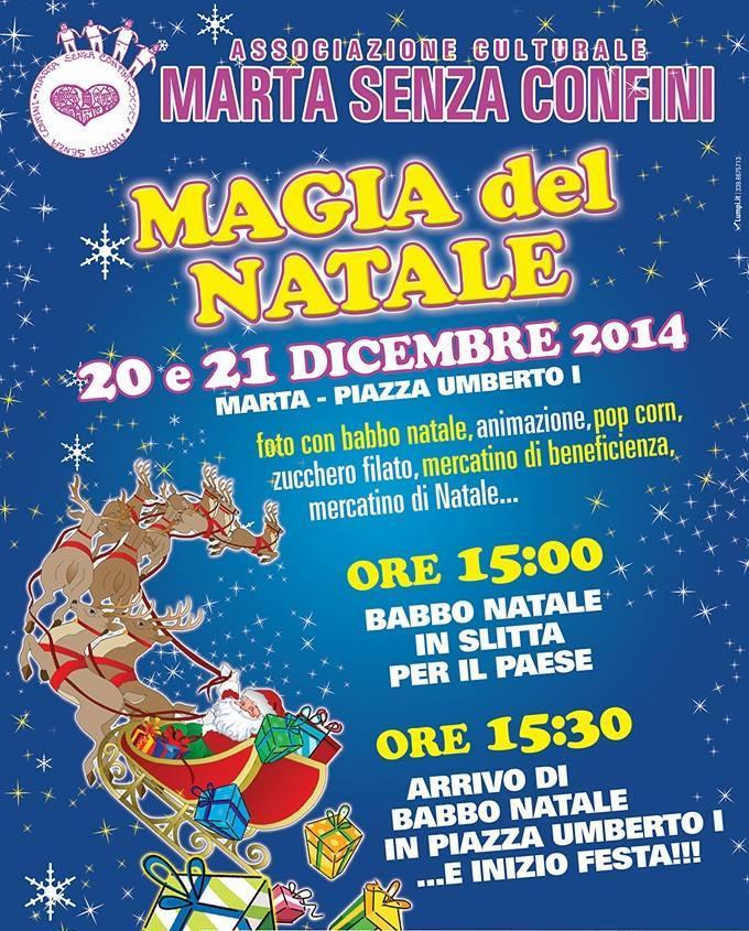 Natale sul lago di Bolsena