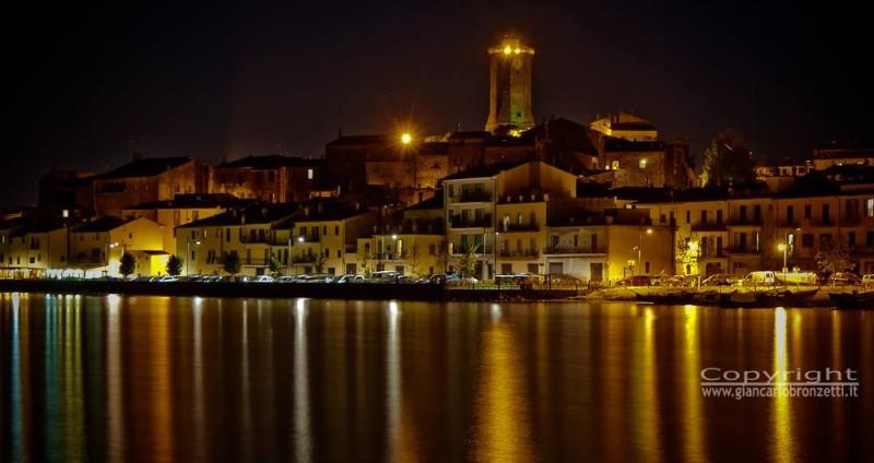 Il paese di Marta sul lago di Bolsena