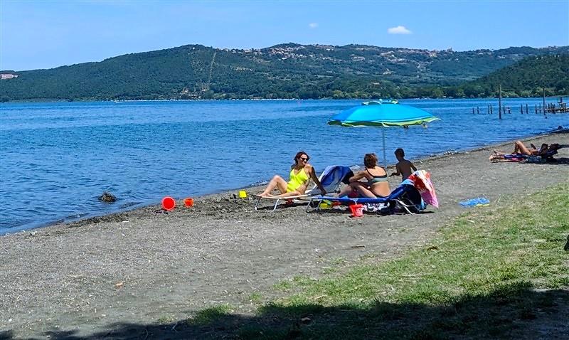 Montefiascone e il lago di Bolsena