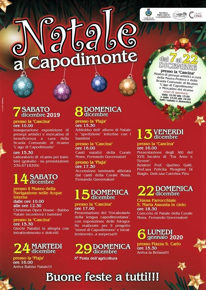 Natale a Capodimonte