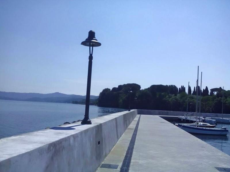 Nuovo porto di Marta