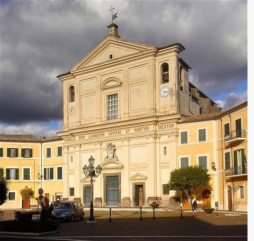 La chiesa di San Lorenzo Nuovo