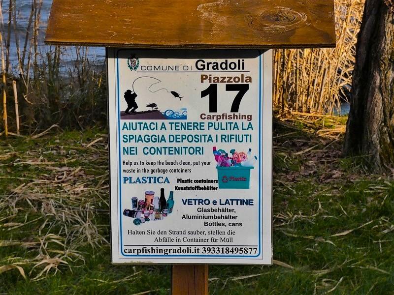 Carpfishing sul lago di Bolsena