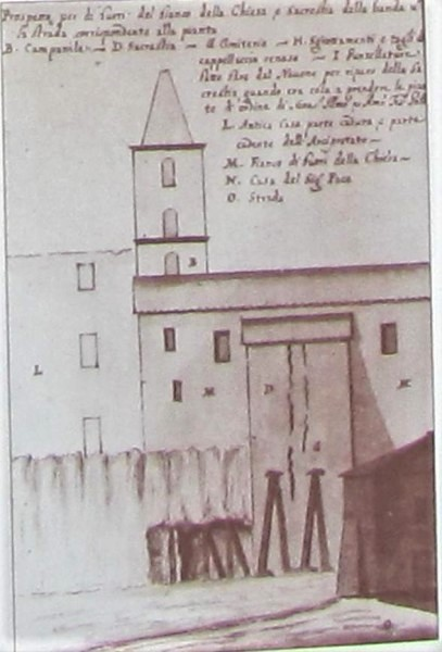 San lorenzo alle grotte o san lorenzo vecchio meteo san for Planimetrie del paese di collina