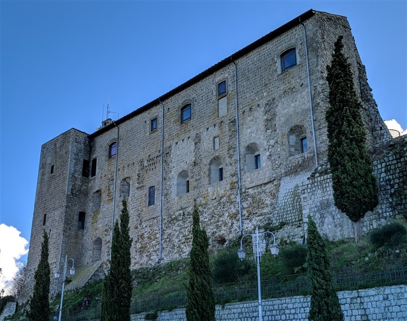 La Rocca dei Papi di Montefiascone (VT)