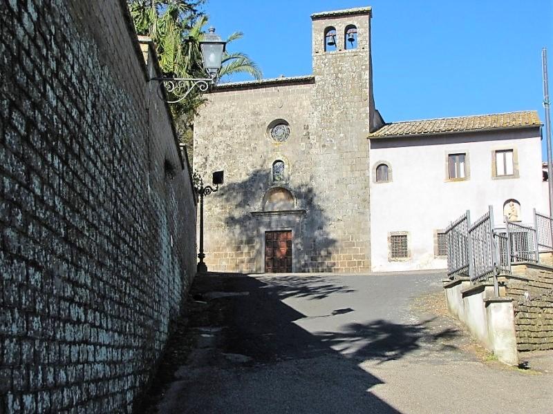 Santuario della Madonna del Monte di Marta