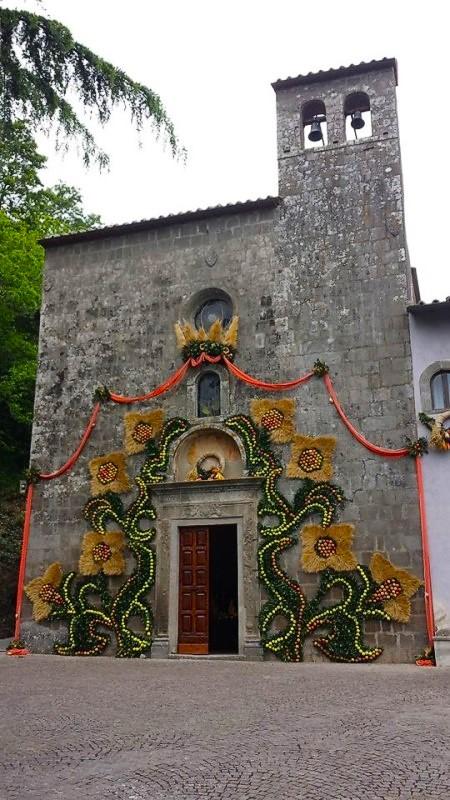 Santuario della Madonna del Monte a Marta (VT)