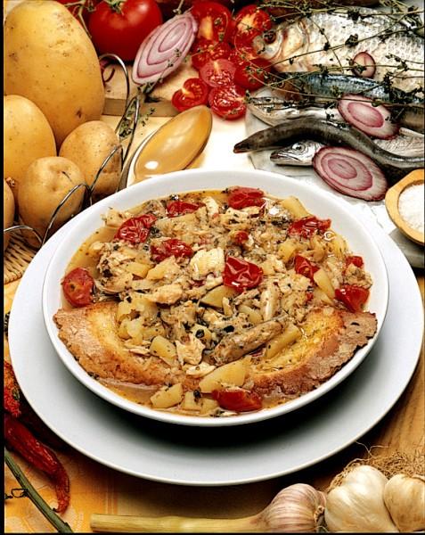 Piatti tipici prodotti e ricette di marta sul lago di for Ricette culinarie
