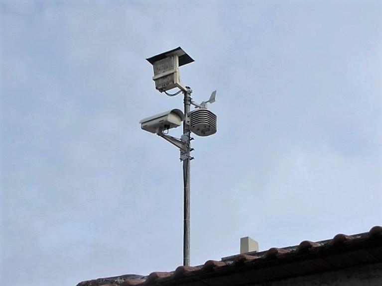 Stazione meteo e webcam di Marta sul lago di Bolsena