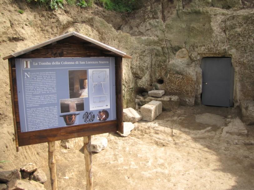 Tomba della Colonna di San Lorenzo Nuovo