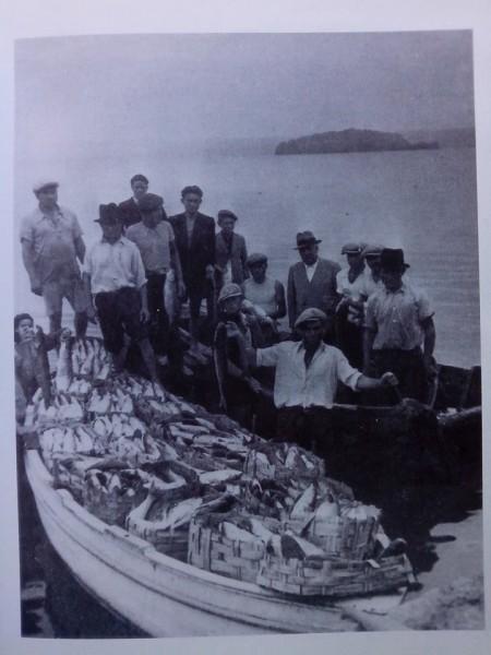 Marta antica, lago di Bolsena vecchie foto